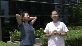 At Home Neck Exercises   Acu Point Singapore