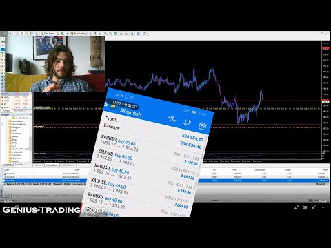 $504,554.40 in ONE WEEK TRADING FOREX on GOLD | SIMPLE TRADING STRATEGY FOR DAY TRADING | LIVE TRADE