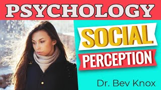 Learn Psychology While You Sleep - Social Perception & Understanding Others