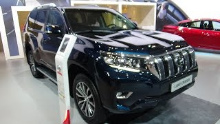 2018 Toyota Land Cruiser 2.8D Lounge - Exterior and Interior - Auto Show Brussels 2018