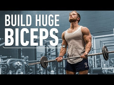 How To Build Huge Biceps: Optimal Training Explained