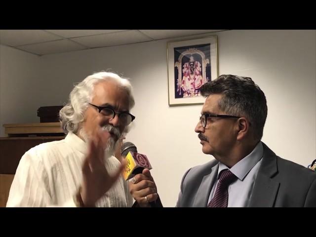 Poet & Acclaimed Speaker Tushar Shukla from Gujarat, India