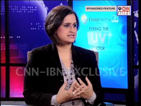 8b7abd7d8b7d Crizal Forte UV Panel discussion on CNN IBN - YouTube