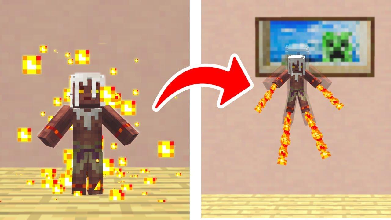 FAKİRİN BEBEĞİ SİHİR YAPIYOR! 😱 - Minecraft
