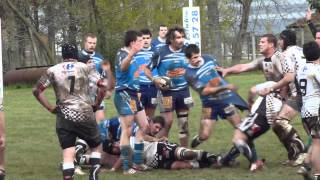 RUGBY  4.  HABAS 27 - PAMIERS  6