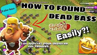 HOW To FIND DEAD BASS Easily (Hindi ma)