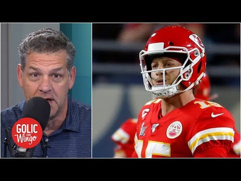 Patrick Mahomes didn't play well… until it mattered - Golic | Super Bowl LIV