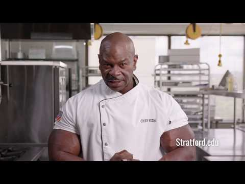 Chef Rush— Unlock Your Power at Stratford University
