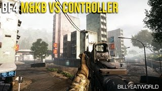 Battlefield 4 (PC) - Mouse & Keyboard vs Controller - An Unbiased Opinion (BF4 Gameplay)