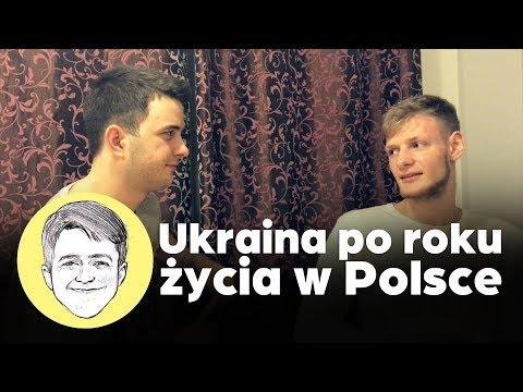 Ukraina po roku życia w Polsce #136
