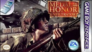 Longplay of Medal of Honor: Infiltrator