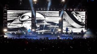 A-HA Take on me - Live in Argentina 2015 Luna Park 24-9-2015