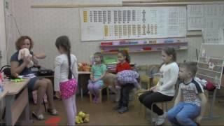 I can Sing фрагмент урока английского языка в образовательном центре Брайт