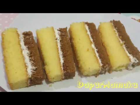 Resep Lapis Surabaya Ekonomis Irit Telur | Soft And Smooth
