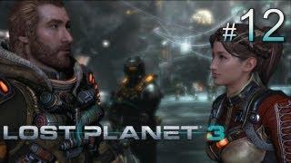 Lost Planet 3 прохождение с Карном. Часть 12