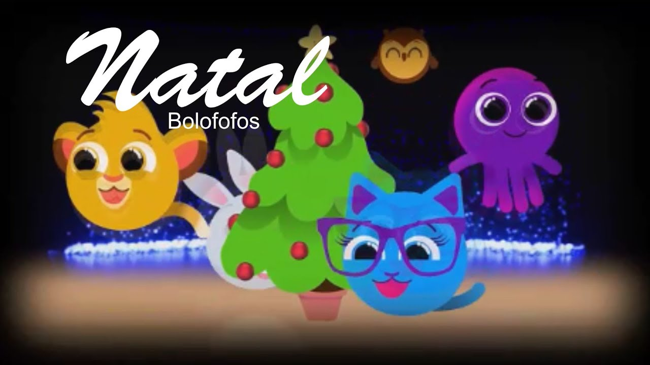 Musicas De Natal: NATAL DOS BOLOFOFOS Música De Natal Para Crianças
