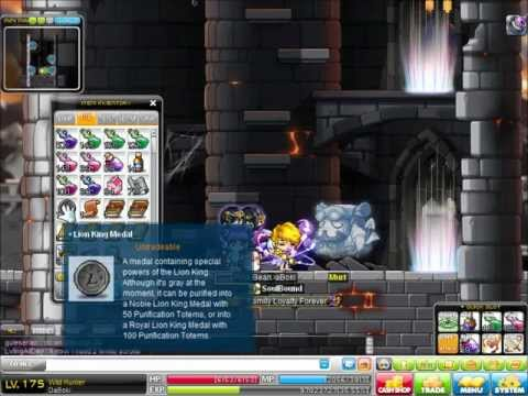 Maple Story Mesos Tips And Thoughts With Daboki - Scrolling Von Leon Gloves