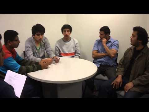 """Focus group - Influencia de la television """"basura"""" en los jovenes universitarios"""