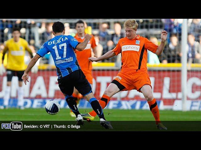 2010-2011 - Jupiler Pro League - 06. Club Brugge - Racing Genk 2-2