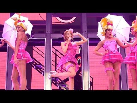 Kylie Minogue - 80's Medley (Live - Echo Arena, Liverpool, UK, Sept 2014)