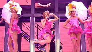 Kylie Minogue - 80's Medley (Live - Echo Arena, Liverpool, UK, Sept 2014)