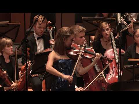 Lutoslawski's Partita for Violin, Piano Obligato and Orchestra