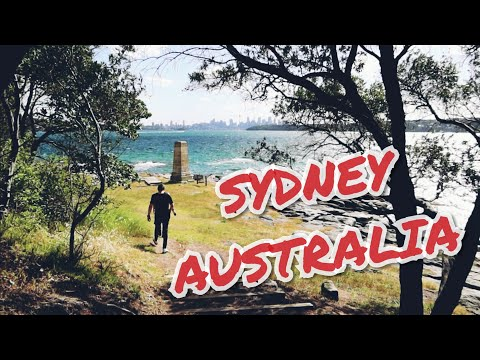 #1191 SYDNEY AUSTRALIA Travel Guide Bondi Beach SCULPTURES BY THE SEA - Travel Vlog (11/13/19)