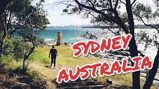 "#1191 SYDNEY AUSTRALIA Travel Guide - Bondi Beach ""Sculptures By The Sea"" - Travel Vlog (11/13/19)"