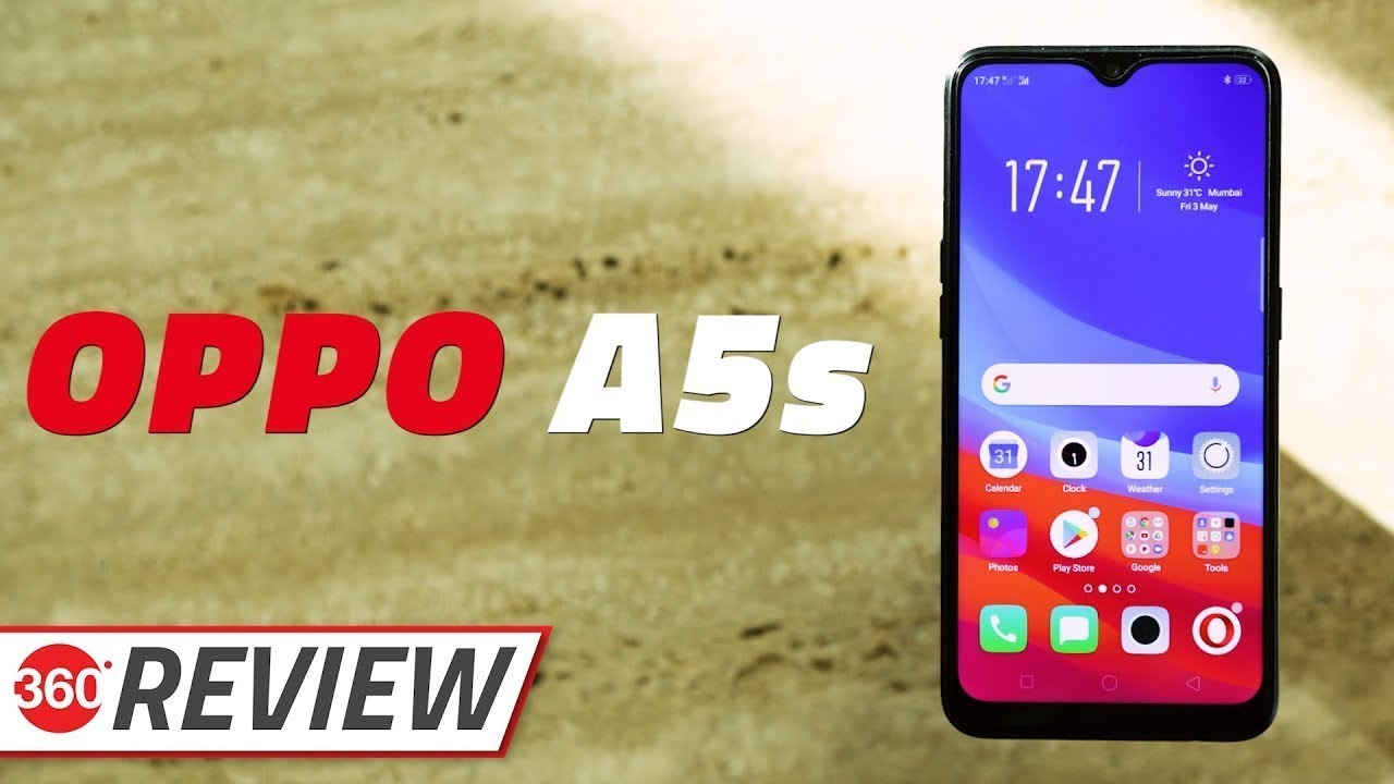 OPPO A5s Review - Is It a Strong Contender Under the Rs  10,000 Price  Segment?