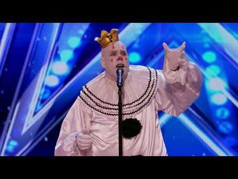 Puddles Pity Party America's Got Talent 2016 Audition GTF