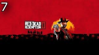 Red Dead Redemption 2 Gameplay/Walkthrough Part 7 - Polite Society Valentine Style