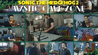 Sonic 2 - Mystic Cave Zone (Funk Cave)