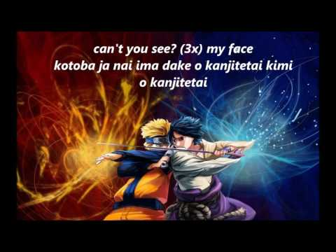 I Can hear- Naruto Shippuden Ending 25 (Lyrics)