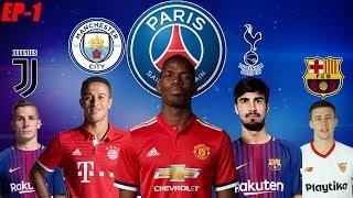 LATEST TRANSFER NEWS SUMMER 2018 | Paul Pogba to PSG, Thiago alcantara to Man City and more