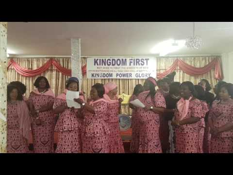 Poetry, Bible Recitation etc   Women's Day 2017 @ Victory Christian Centre Aog London