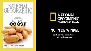 National Geographic Magazine februari2015