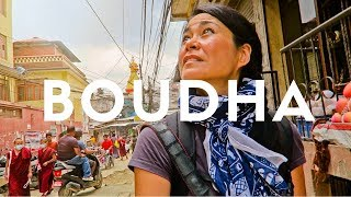 BEST THINGS to DO in BOUDHA | BOUDHANATH STUPA | Travel Guide Nepal