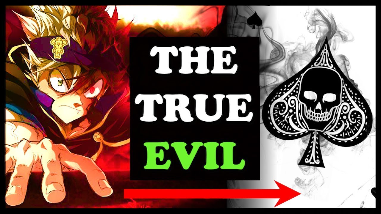 THE REAL VILLAIN WAS JUST CONFIRMED!! (Black Clover Demon ...