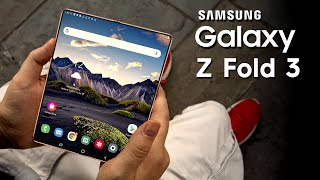SAMSUNG GALAXY Z FOLD 3 - Incredible News!