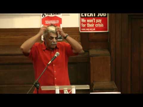 Tariq Ali The Arab Intifada and American Power - Marxism 2011