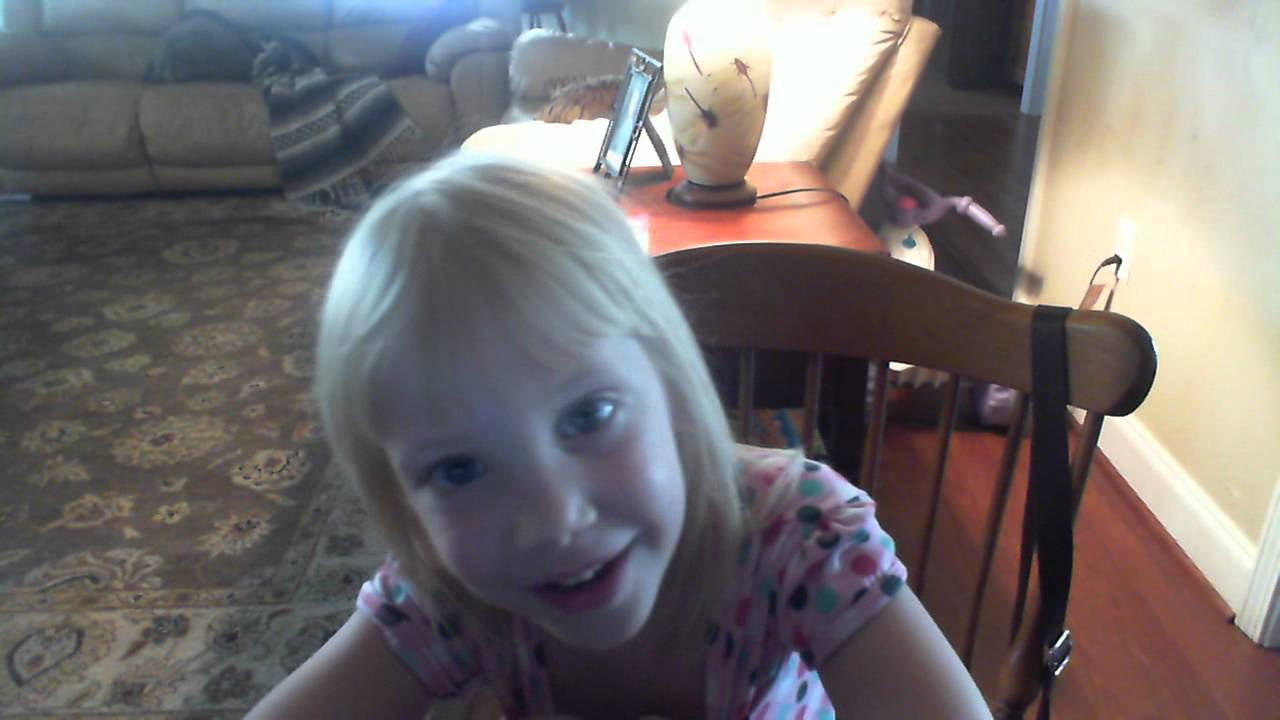 this is what happens when my little sister gets my web cam.