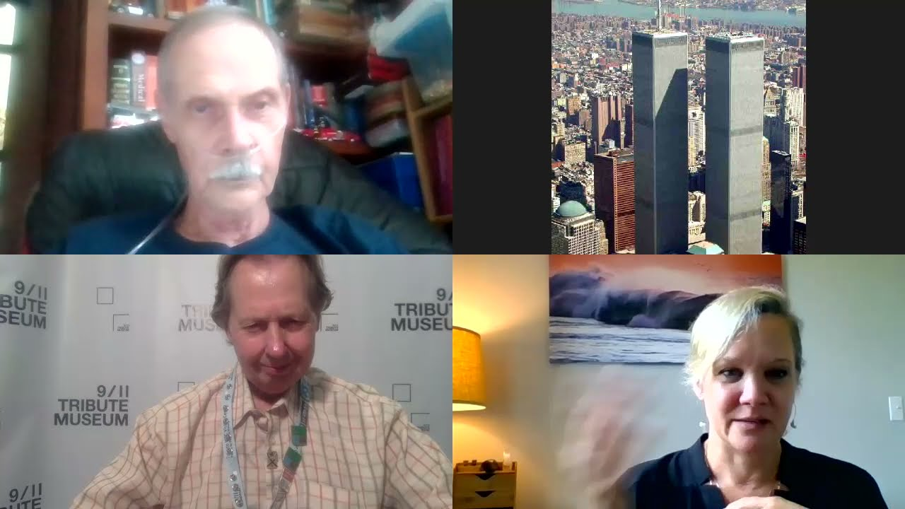 Never Forgotten: Reflections From The 9/11 Community - A Virtual Roundtable - 9/11 @ 20