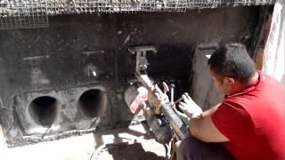 Алмазное бурение отверстий в бетоне  http://www.slomlom.ru/almaznoe-burenie/.(Бурение отверстий ф 250 и ф 130 производились под коммуникации коттеджного частного дома. http://www.slomlom.ru/almaznoe-burenie/, 2015-05-22T22:02:45.000Z)