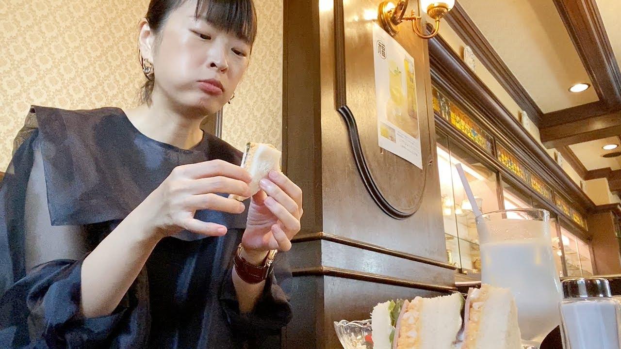 [ENG/日本語] 혼자서 아침밥, 요리, 새 화장품 파우치 | 일본 일상 브이로그
