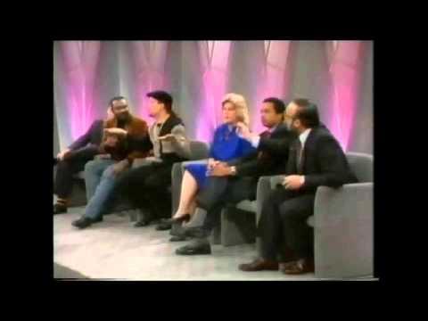 Oprah Ice-T 1990 Part 4/4