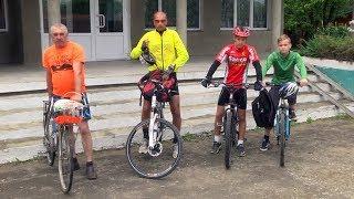 Мешканці Нижньовербізької ОТГ велосипедами подолали 42 кілометри