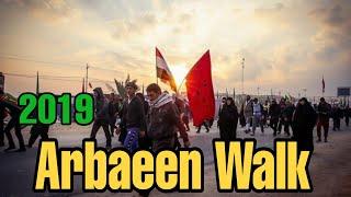 #Arbaeen2019Arbaeen Walk 2019 Najaf to Karbala.