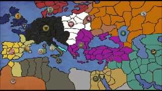 Medieval 2 Total war Multiplayer - 25 Players