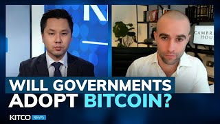 Is bitcoin the solution to financial crisis? Jay Martin on Stephen Harper's biggest fears