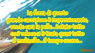 """Pesca Sub: """"La Grande Leccia"""" 27-11-14"""